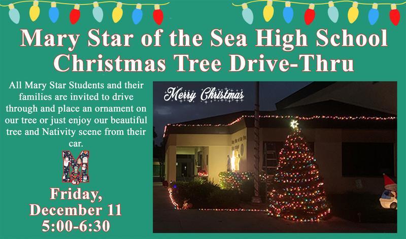 Christmas Tree Drive-Thru Featured Photo