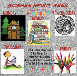 Spirit Day Flyer