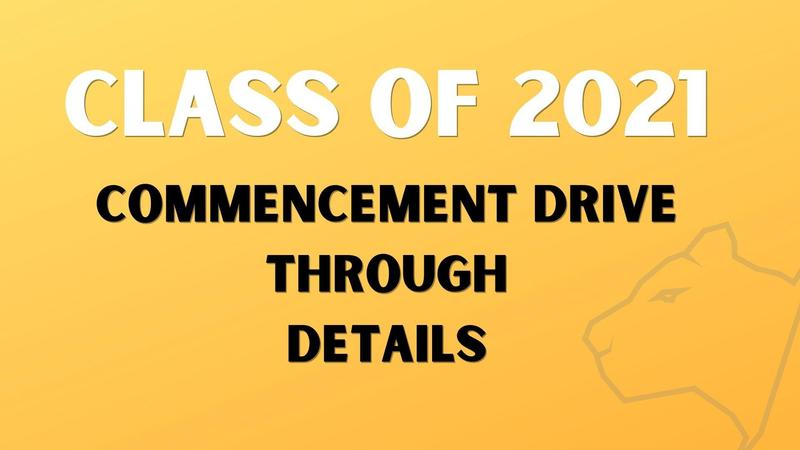 Seniors: RSVP for Commencement Drive Through Featured Photo