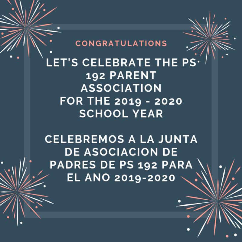 congratulations new PA announcement