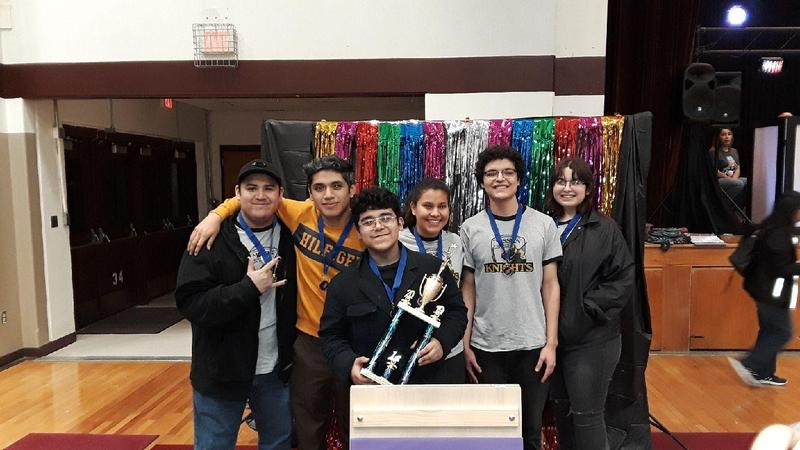 Destination Imagination Team Advances to State! Featured Photo
