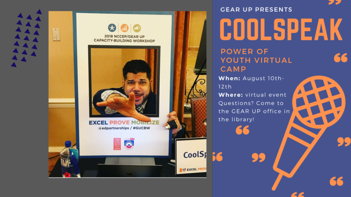 CoolSpeak Power of Youth Camp: August 10-12