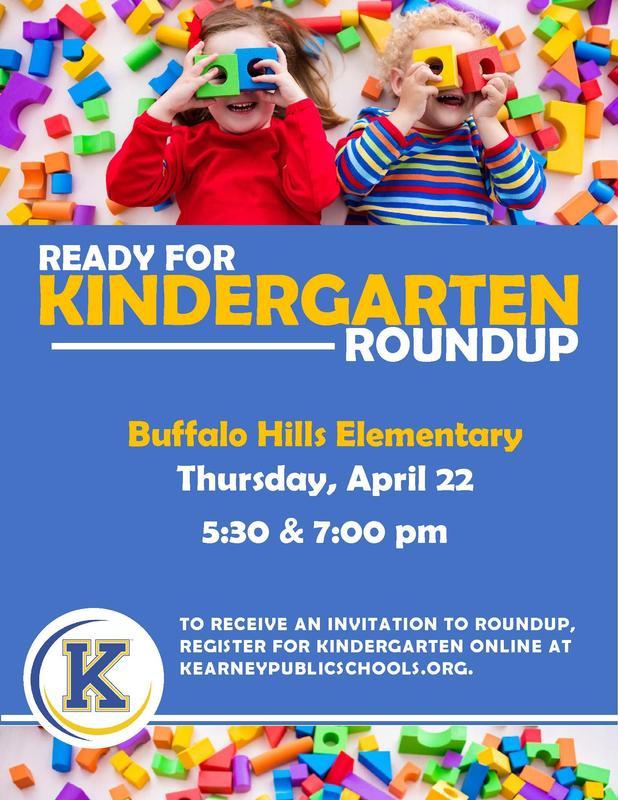 Kindergarten Roundup Scheduled for April 22, 2021 Featured Photo