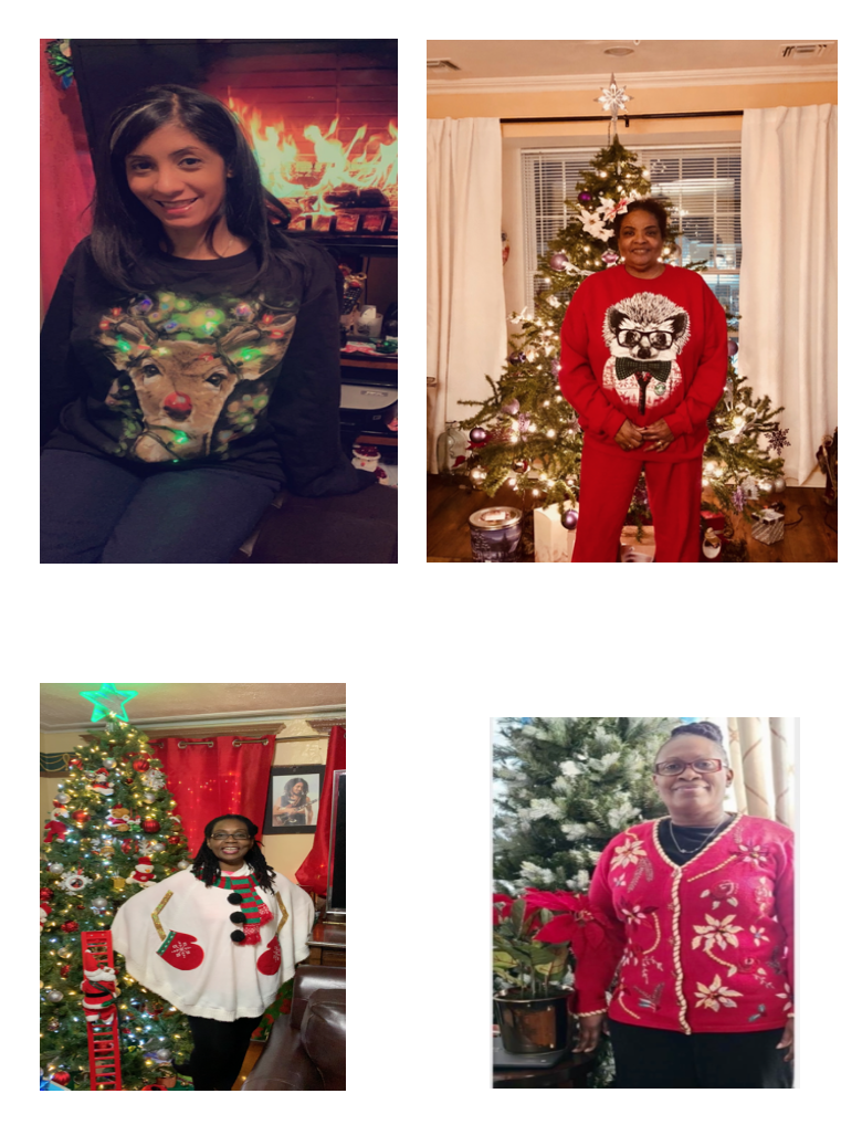 Holiday Sweater Submissions Revealed!