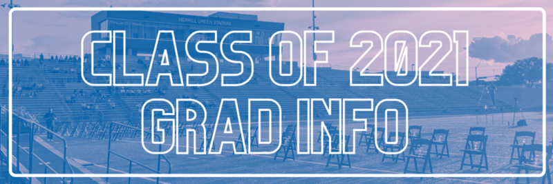 Class of 2021 Banner Graphic