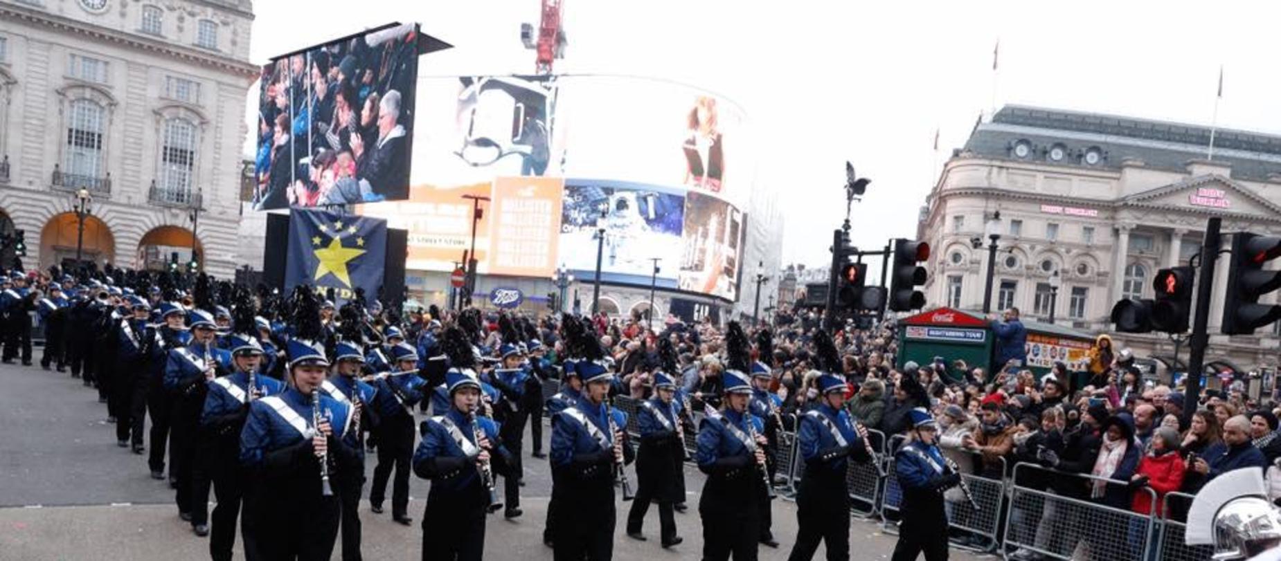 Band London Trip