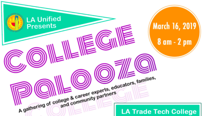 College Palooza at LA Trade Tech College Featured Photo