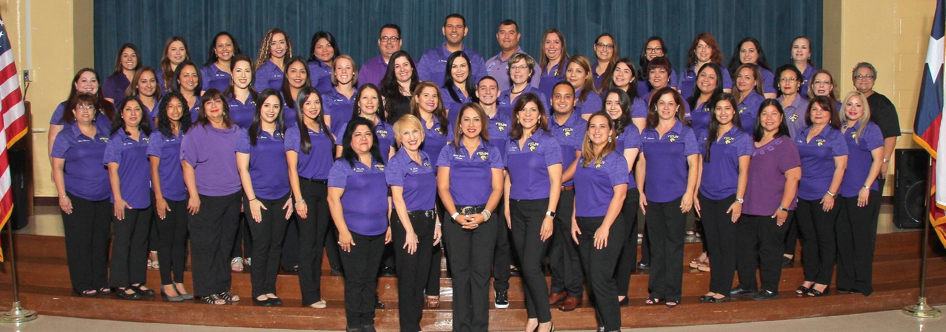 Victor Fields Elementary 2017-2018 Staff