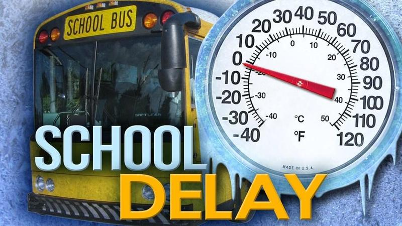 Two Hour Delay Schedule Featured Photo