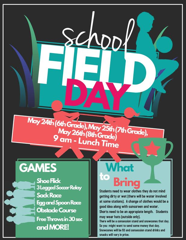 Field Day by grade Featured Photo