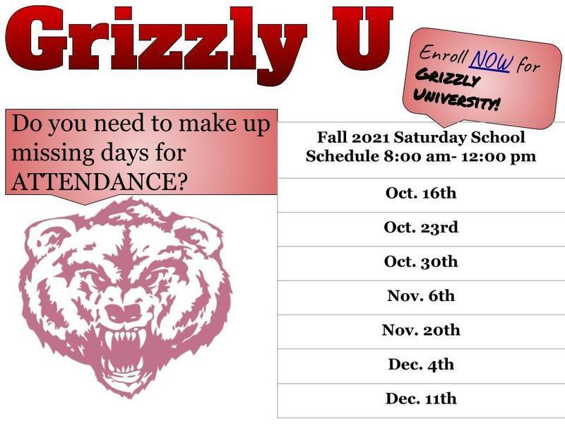 Grizzly U