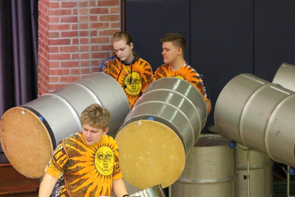 Ambridge Steel Drum Band