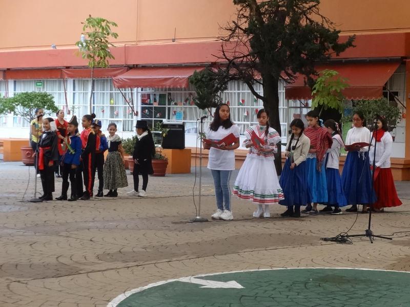 Ceremonia Cívica Featured Photo