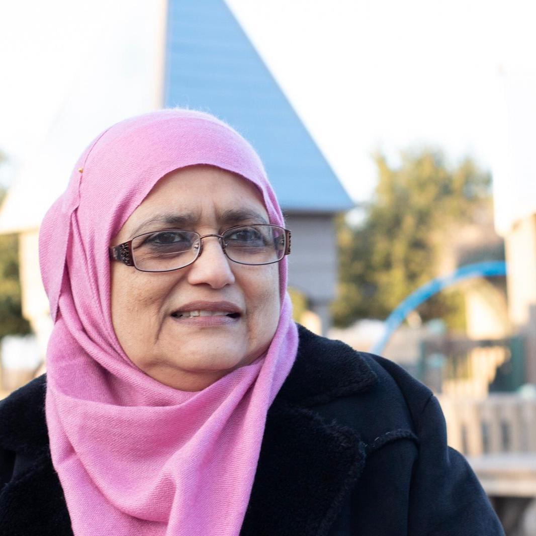 Kishwar Farooqi's Profile Photo