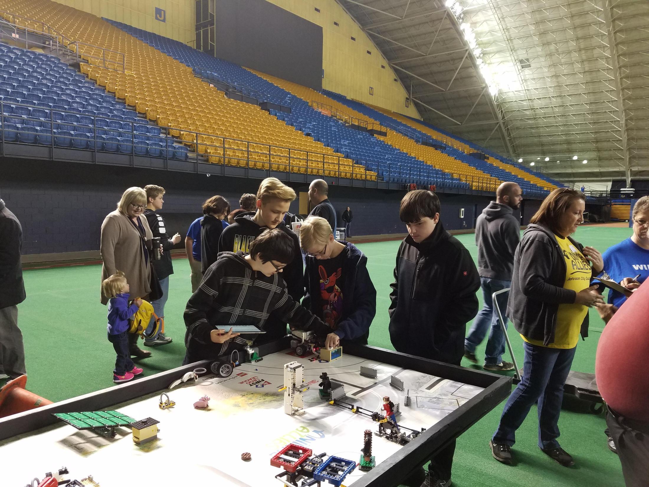 LEGO Robotics Team – LEGO Robotics Team – Chuckey-Doak Middle School