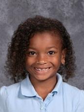 Hailee Dean, 3rd Grade