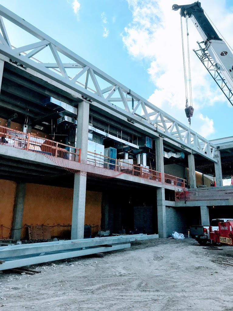 Facilities Update: September 2019