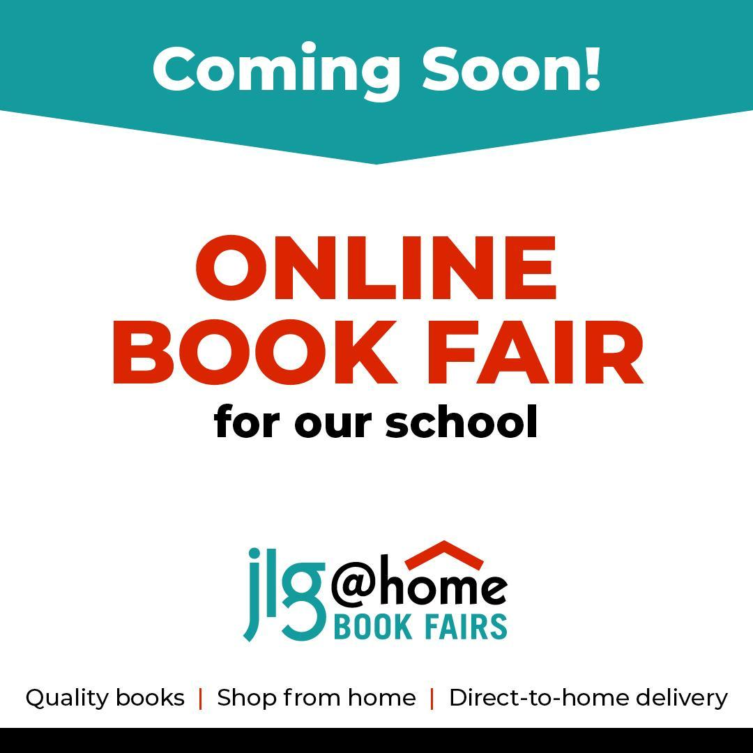 Virtual Book Fair through Junior Library Guild Image