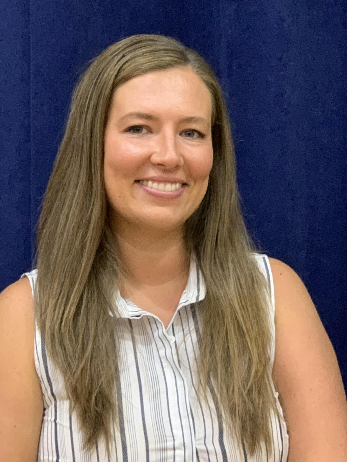 Principal Melissa Bru