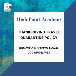 HPA Travel Quarantine Policy