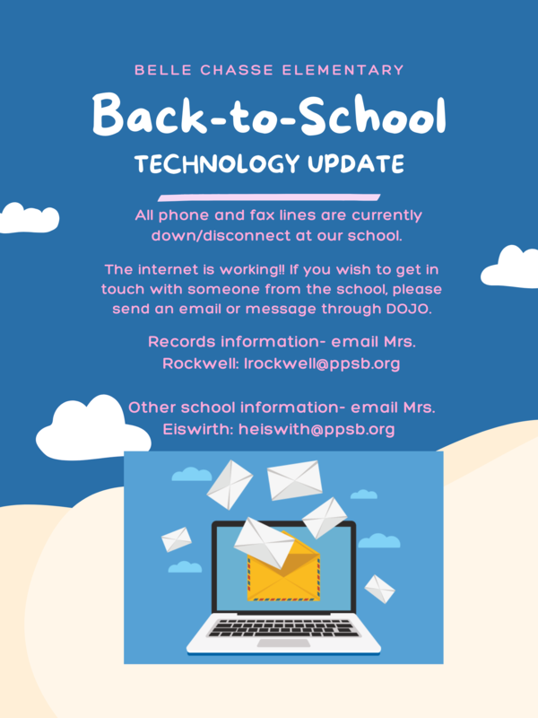 After IDA Technology Update- Please contact school via email! Thumbnail Image