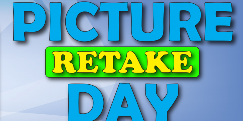 Picture Re-takes - RESCHEDULE TO NOVEMBER 8TH Featured Photo