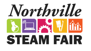 Northville STEAM Fair Logo