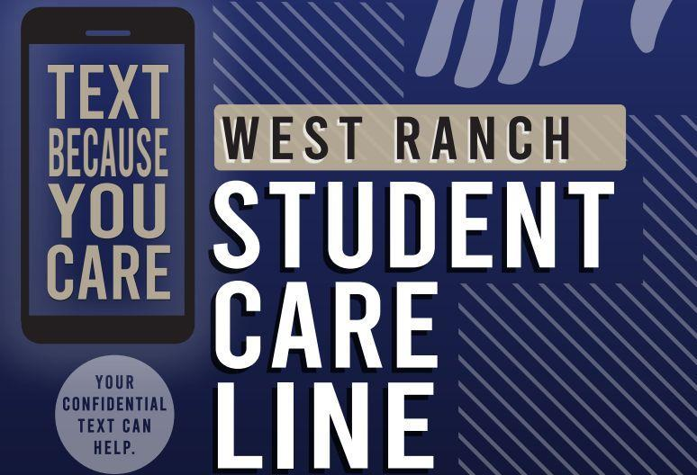 Student Care Line Graphic
