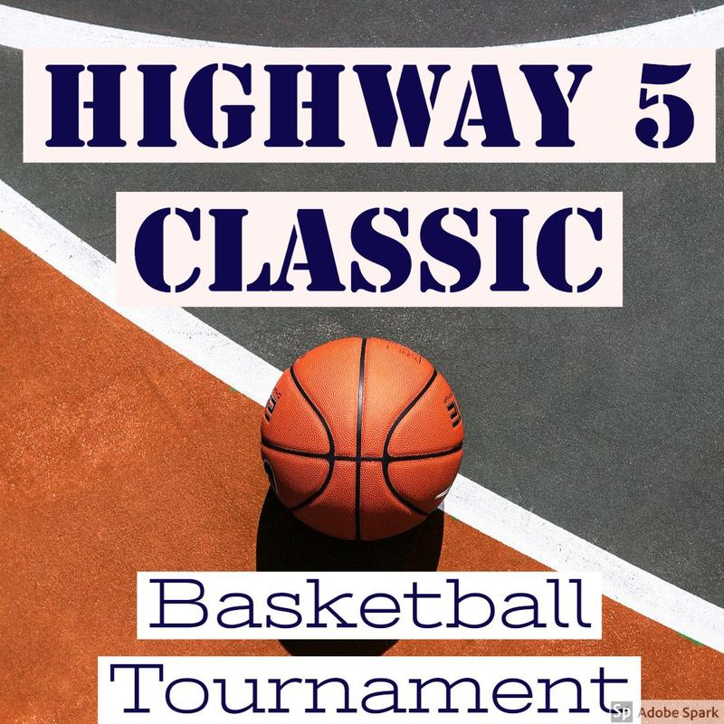 HWY 5 Classic Basketball Tournament Thumbnail Image