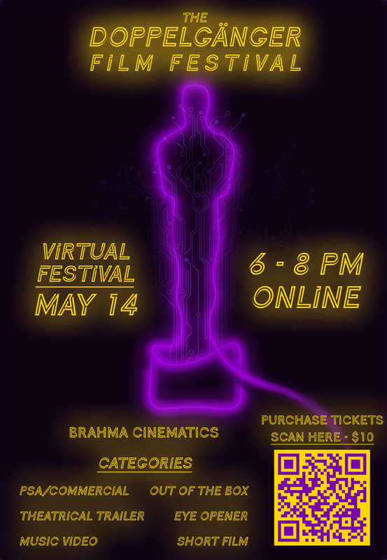DBHS - Doppelganger Film Festival - Poster for Ticket Sales - 2021.png