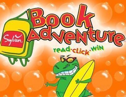 book adventure logo