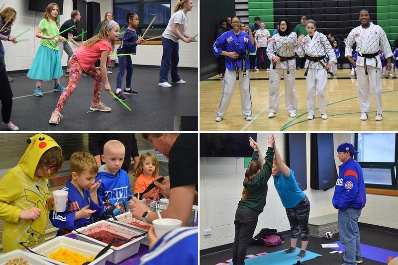 Community enjoys Family Fitness Fest Thumbnail Image