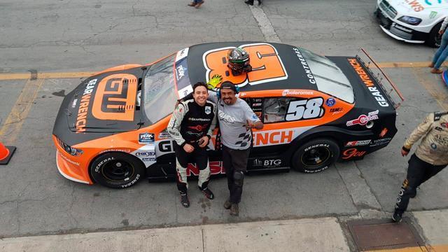 Grupo CEDVA en la NASCAR PEAK México Series Featured Photo