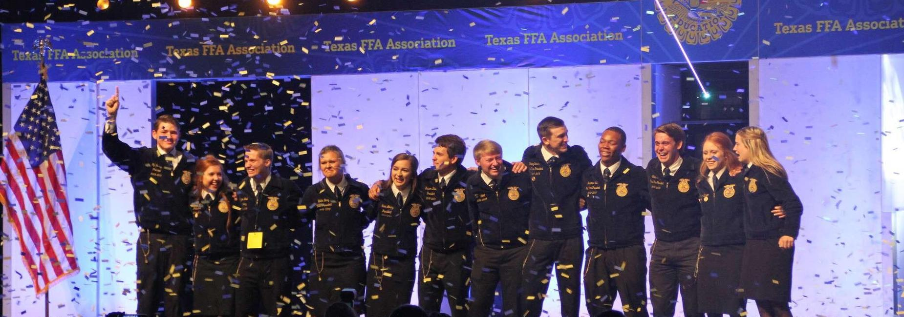 Stephenville High School FFA