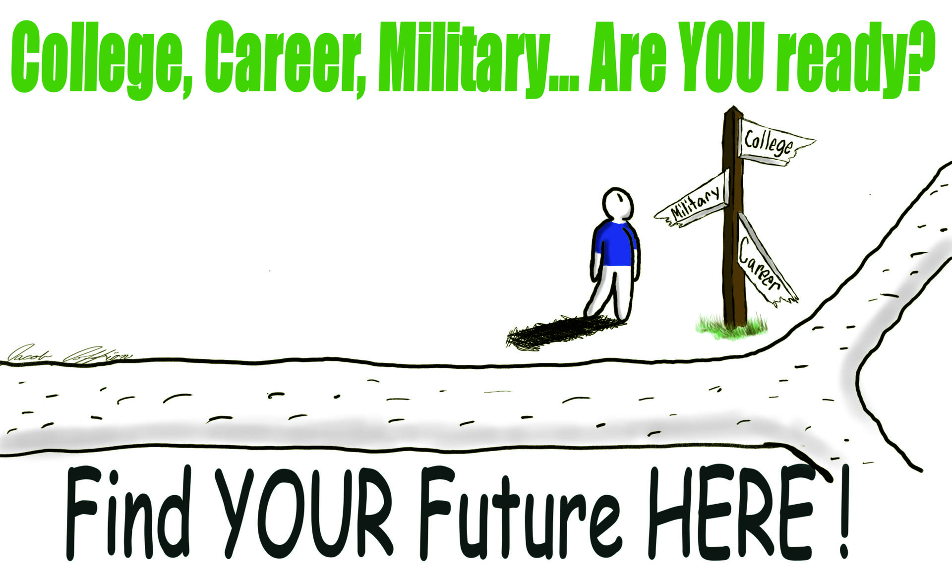 CCMR: Find Your Future Here