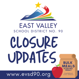 Closure Updates - Bulk meals starting this Friday, April 3rd.
