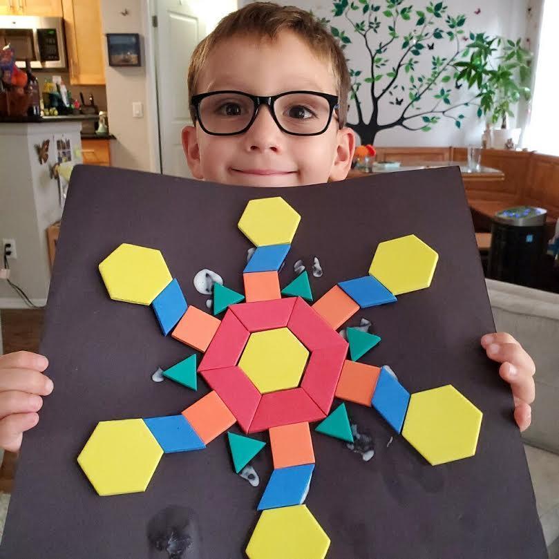 kinder geometry