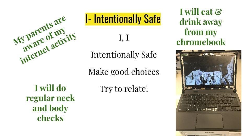 I = INTENTIONALLY SAFE