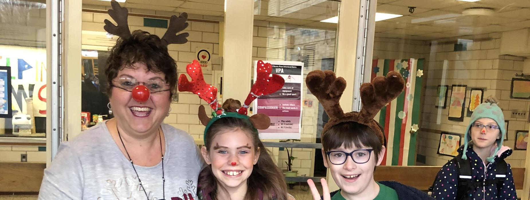 Rudolph's Day
