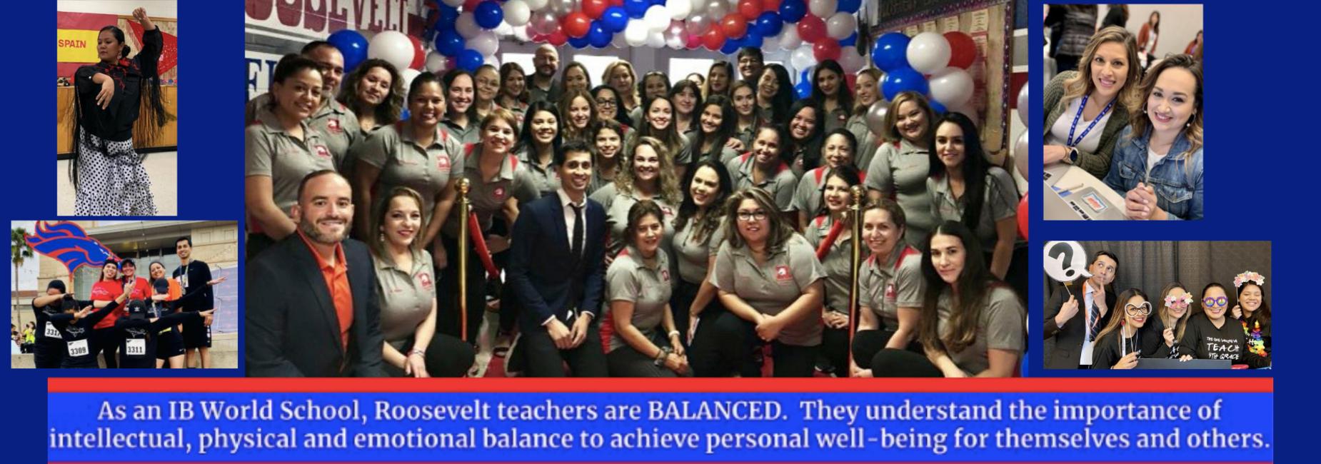 Roosevelt Elementary Staff 2020