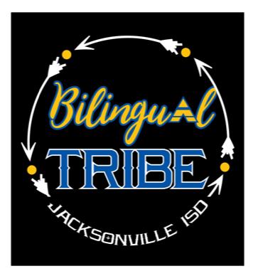 Bilingual Tribe Logo