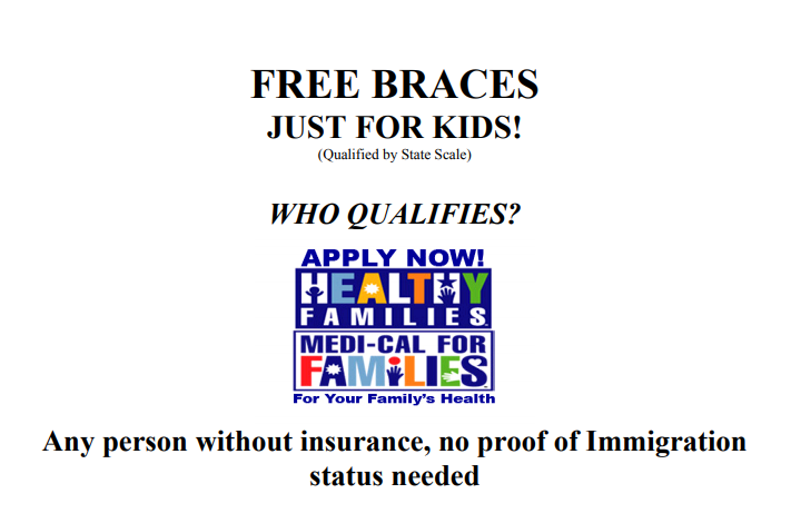 Free Braces for Kids in LA County Thumbnail Image