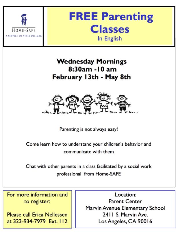 Free Parenting Classes! Thumbnail Image