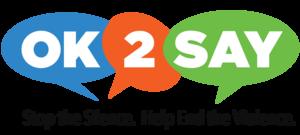 ok2say logo