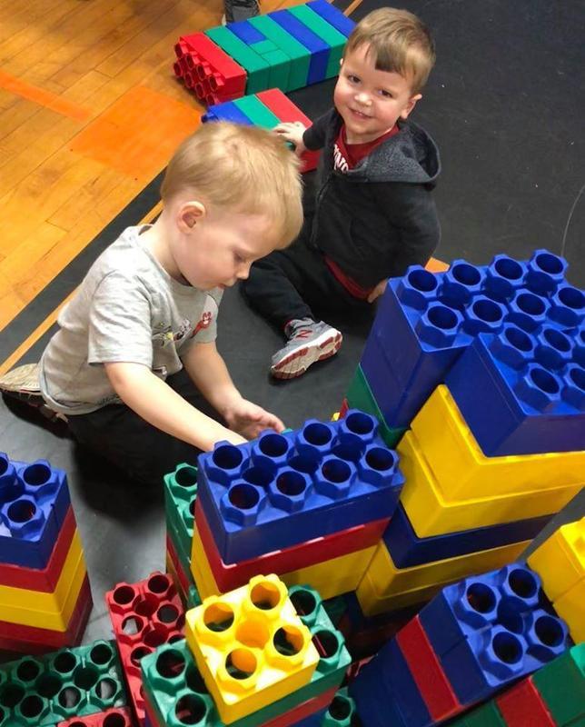 Toddler Open Gym Thumbnail Image