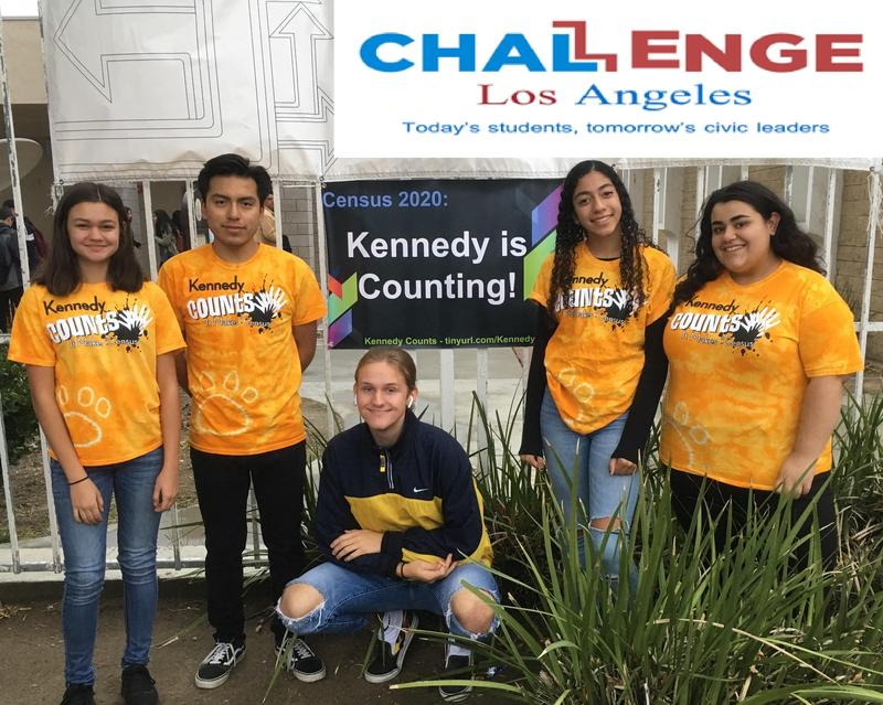 Kennedy Aides in 2020 Census Featured Photo