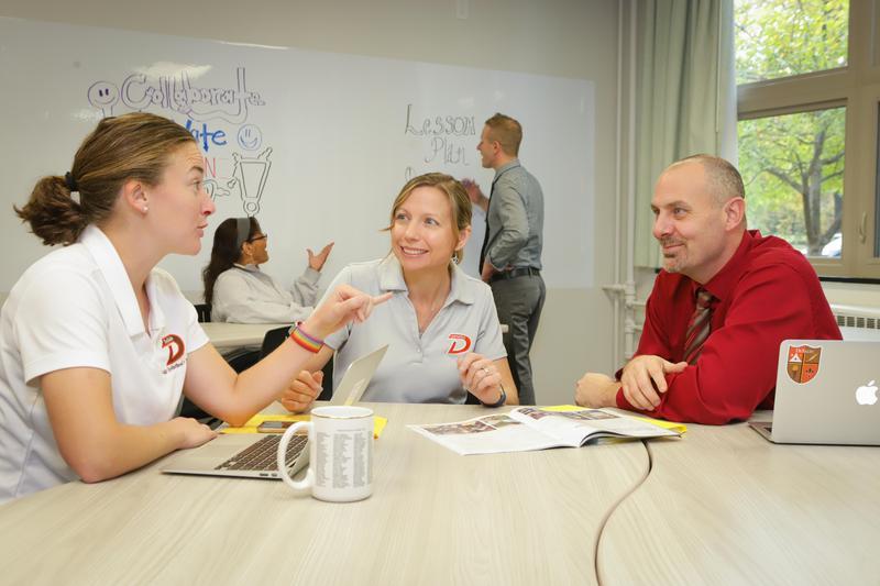 Teacher Collaboration Center