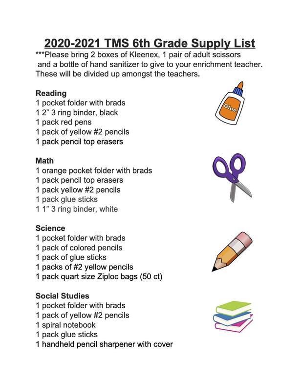 2020-2021 TMS 6th Grade Supply List.jpg