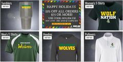 December Gear deals 15% off $75 with code Holiday 18. Some exclusions may apply.