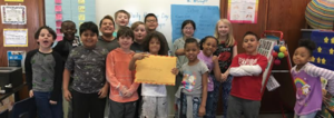 Students Mail Flat Stanley